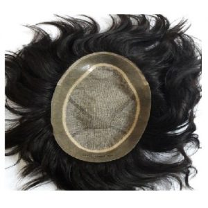 Hair patch wigs